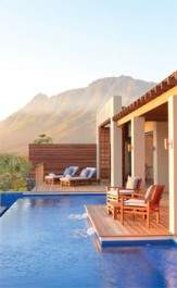 Owners Lodge / Delaire Graff Lodges And Spa
