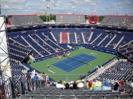 the Rogers Cup