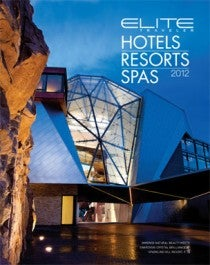 Elite Traveler Hotels Resorts Spas 2012