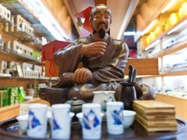 Enjoy some of the worlds finest teas from Yixing xuan teahouse