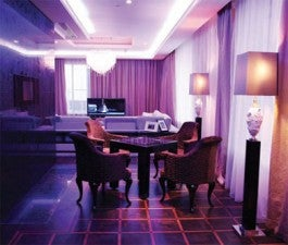 Diplomatic Suites Intercontinental Moscow