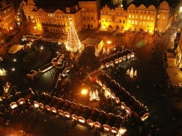 Prague Christmas Market