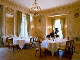 Private Dining In The Weisser Salon