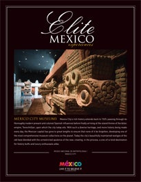 Elite Mexico Museums