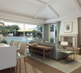 Presidential Bungalows in Beverly Hills