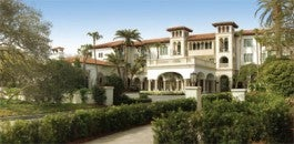 Portico / The Cloister