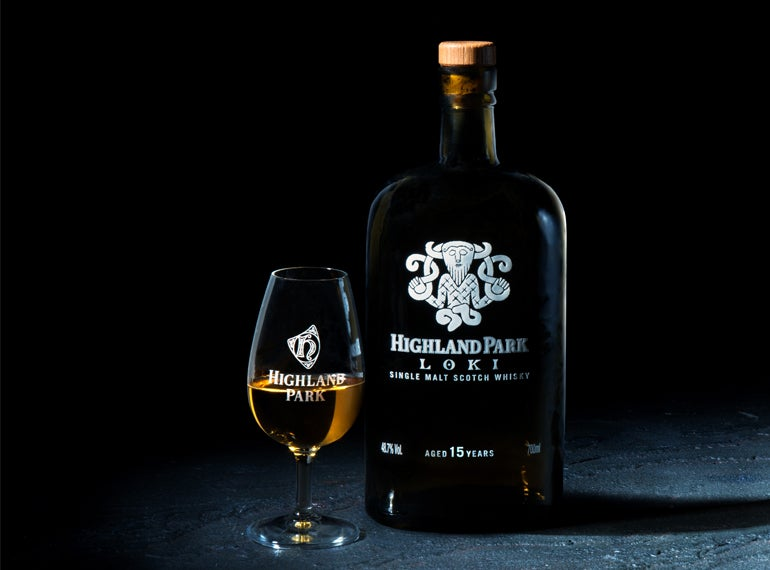 Highland Park Releases Limited Edition Whiskey Elite