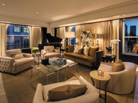 The Peninsula Suite, The Peninsula New York