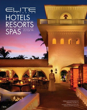 Elite Traveler Hotels, Resorts Spa 2013