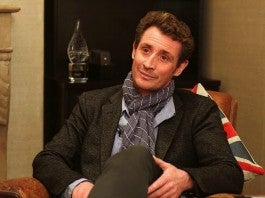 Bremont co-founder Nick English