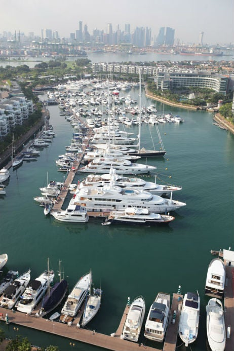 Asia S Largest Ever Exhibition Of Luxury Boats And Yachts