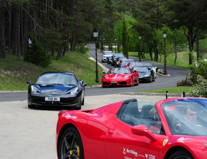 Supercar Tour