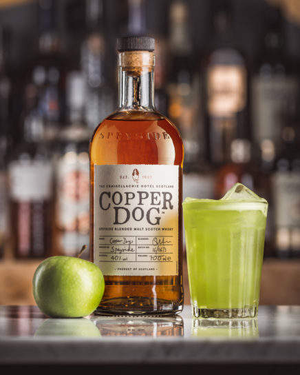 Cocktail of the Week - Copper Dog Apple Dog