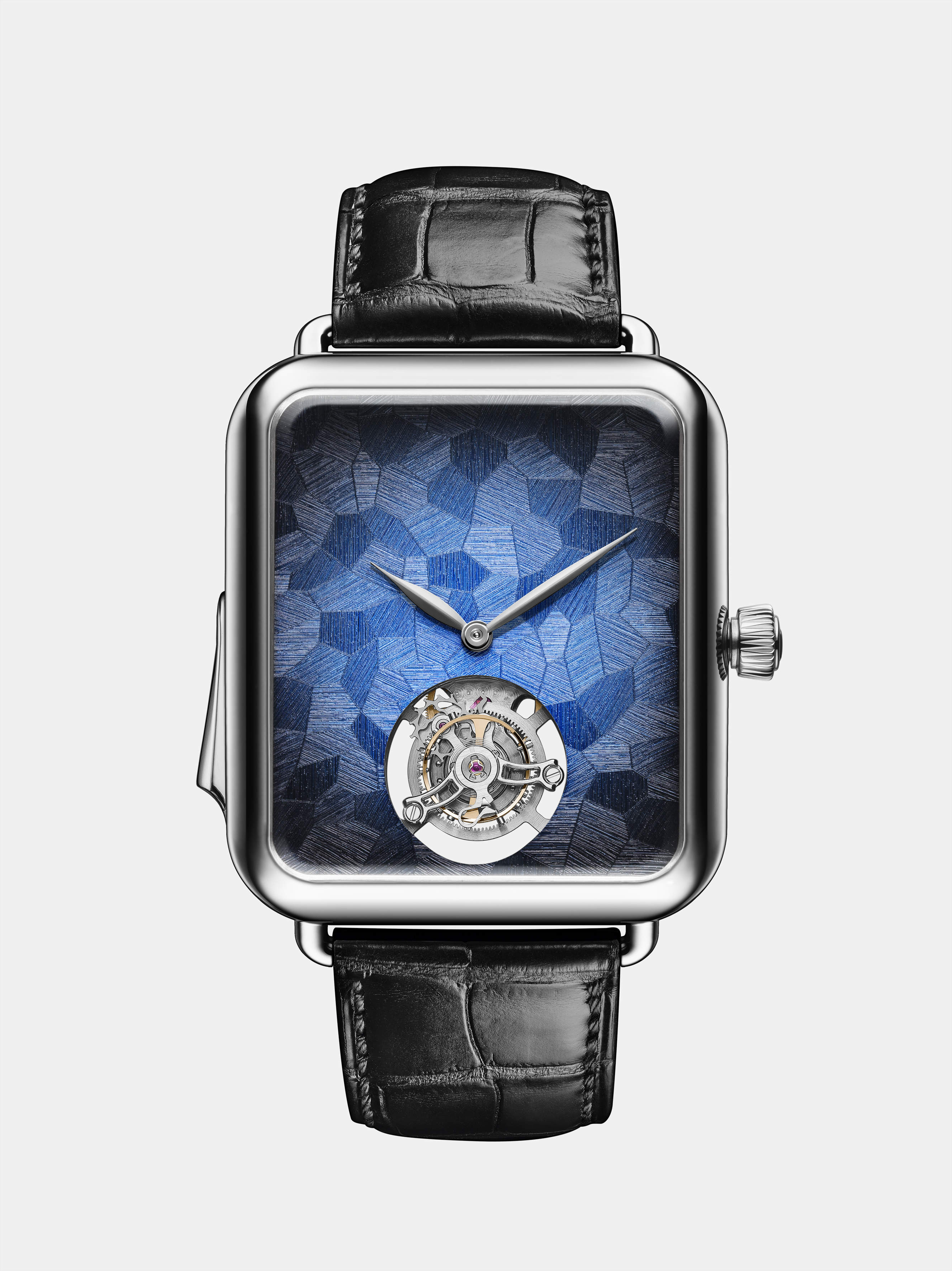 Top 50 Watches 2018 Archives Page 3 Of 5 Elite Traveler Kaos Polos Twotone Navy Blue Swiss Alp Wactch Minute Repeater Tourbilon 5901 0200 Soldat White Background
