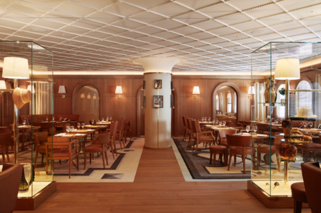 L Avenue Restaurant Opens At Saks Fifth Avenue In New York