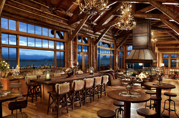 Luxury ranches