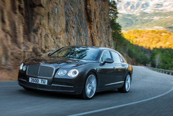 Spur of the Moment: The New Bentley is Here