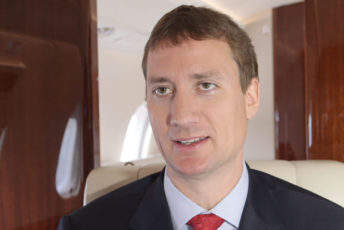 Elite Traveler Meets NetJets Inc. CEO Jordan Hansell