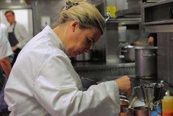 In the Kitchen with Hélène Darroze at The Connaught